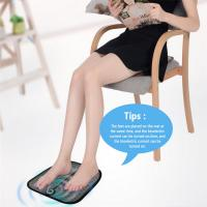 China Meraif wholesle EMS mini handheld vibrating body massager vibrating body leg foot massager for blood circulation on sale