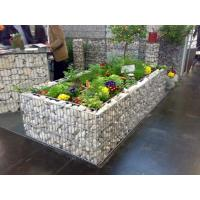 Quality Raised Beds made of Stone Cages, Welded Gabions Raised Garden Beds for sale