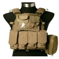Quality Outdoor Airsoft Bulletproof Paintball Tactical Vest / Body Armor Tactical Vest for sale