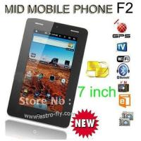 Quality 7inch Touch Screen MID Mobile Phone, WiFi GPS MID Cell Phone for sale