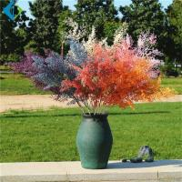 98cm Height Artificial Flower Bouquet , Fake Grass Branch 5-10 Years Life Time for sale