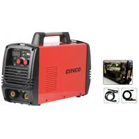 Quality Mini Digital MMA Inverter ARC Welding Machine 2 In 1 With Plastic Panel for sale