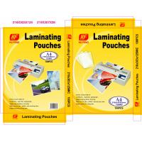 China hot laminating pouch film plastic laminating pouches  plastic pouch laminating film on sale