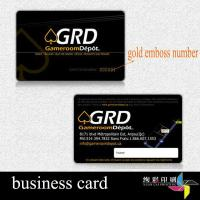 Quality Club Membership RFID Smart Card Plastic , Rounded Edges Business Cards for sale