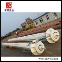 China Kelly bar supplier bored pile drilling machine Bauer BG 25 28 36 drilling rig 368mm 394mm 470mm kelly bar on sale