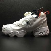 China BAPE×MITA×REEBOK INSTA PUMP FURY OG V61765 shoes women men boots athletic sneakers on sale