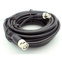 Quality 25' 75 Ohm BNC Male - BNC Male Cable - RG59 BNC Coax cable for sale