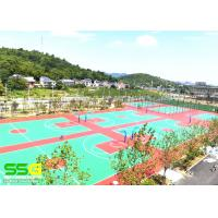 Quality Recycled Basketball Sport Court Surface Gym Floor Coating Tennis Court coating Painting for sale
