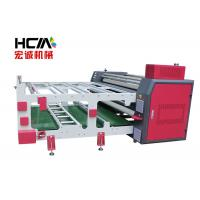 Quality Anti-Explosion Sublimation Roll To Roll Printing Machine High Accuracy for sale