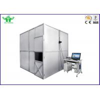 Quality IEC 61034 3 Metre Cube Smoke Density Apparatus Horizontal Flammability Tester for sale