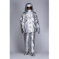 Quality Heat Protective Garment Fire Proximity Suit Safety Apparel Anti static and Anti Fire for sale