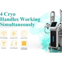 Quality China top manufacturer Beijing Nubway whole body Slimming fat freeze cryolipolysis machine for sale for sale