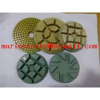 Quality Concrete Grinding Pads/Tools for Stone Floor Restoration for sale