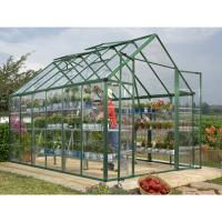 Quality PC cover for greenhouse with aluminum frame for sale for sale