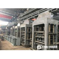 Buy 55.5kw Paver Block Making Machine , Automatic Hollow Block Machine at wholesale prices