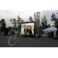 China 1R1G1B P16 Rental Outdoor LED Signs , Working Temperature up to -40℃ on sale