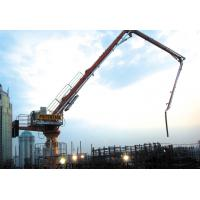Quality Climbing Placing Boom Concrete Pump HG32 31.7m Radius Of Placing Boom for sale