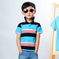 China Wholesale kids polo shirts,Cotton Fabric with breathability and Sweat absorption  boys kids t-shirts design on sale