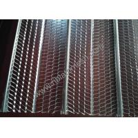 Quality Plaster Background Galvanized Expanded Metal Lath 0.2-0.4MM THICKNESS 2-3M LENGTH for sale