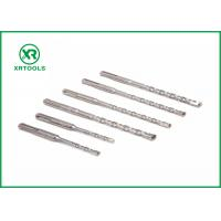 Quality 6 * 160mm S4 Flute SDS Drill Bits , YG8C Electric Hammer Sds Plus Drill Bits for sale