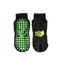 China Air Bounce Non Slip Grip Socks  / Anti - Skid Socks Trampoline For Teenagers And Kids on sale