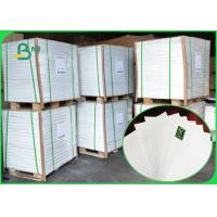 China 80GSM 100GSM Wood Free Paper Uncoated Offset Paper FSC Great Whiteness For Books on sale