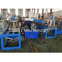 Quality Metal Steel Garden Safty Palisde Fence Machine Roll Forming Machine for sale