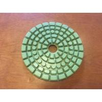 Buy cheap 4 Inch Dry Polish Pads for Concrete Marble Granite Stone Floor from wholesalers