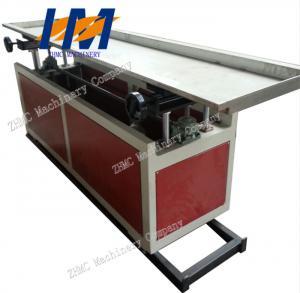 China Plastic Vacuum Calibration Table , Vacuum Calibration Tank For PC PMMA Extrusion Line on sale