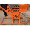 Buy cheap ZS1-40 Manual Interlocking Small Brick Making Machine For Big Capacity from wholesalers