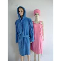 Quality Microfiber Bathrobe Wholesale for sale