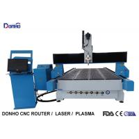 China Industrial CNC 3D Router Machine , Computer Controlled Router Table Easy Operate on sale