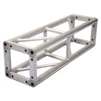 Buy cheap Durable Aluminum Box Truss  For Event , Silver Square Trade Show Display Truss product