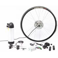 Quality DIY Electric Road Bike Conversion Kit 36V 500W Simple Pedal Assistant System for sale