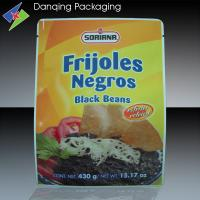 Quality Laminated Zipper Pouches, Retort Bag Packaging, Non - Discoloration for sale
