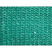 Agricultural Sun Shade Net / Greenhouse Shade Netting , Green And Dark Green