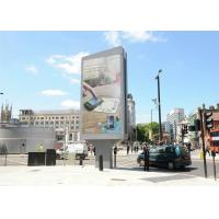 Full Color Advertising LED Signs High Resolution P5 5mm Energy Saving