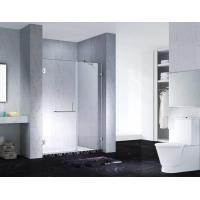 Quality Fashion Design Frameless Slimline Rectangle Shower Enclosure With Pivot Door, AB 6231 for sale