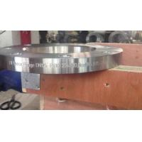 China ASME B16.5 Duplex Stainless Steel Flanges 254SMO Loose Flange With Plain Collar on sale