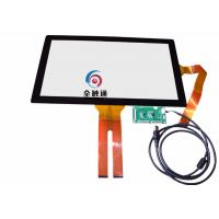 "Quality USB Driver Big Size Projected Capacitive Touchscreen 6 H 15.6"" 18.5"" 21.5"" for sale"
