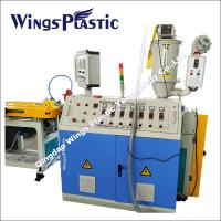 Quality PP, PE, PVC, EVA, PA Plastic Corrugated Pipe Making Machine for sale