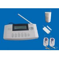 Quality Intelligent wireless alarms system with 128 zone and LCD display CX-12A for sale