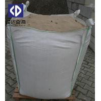 China 1 Ton FIBC Bulk Bags For Sand Cement Top Open Bottom Flat For Chemical on sale