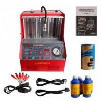 Buy cheap Ultrasonic Tester Fuel Injector Cleaner Machine For BMW / Volkswagen / Benz product