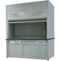 Quality FRP Acid Lab Fume Hood Ventilation System 6mm Tempered Glass Window for sale