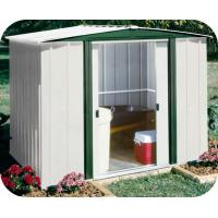 Quality 2012 galvanized steel outdoor Storage Shed HX81122 for sale