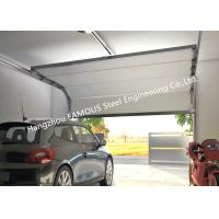 China Motorized Industrial Garage Doors With Remote Control Quick Response Doors Fire Emergency Use on sale