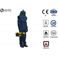 Quality Dupont Mens PPE Safety Wear Suits Flash Protection Multilayer Arc Flash Protective for sale