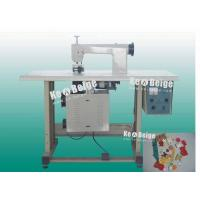 China 20KHz Ultrasonic Plastic Welder Non Woven Bag Sewing Machines for Lace Sewing Embossing on sale