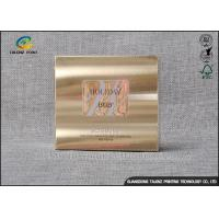 Buy Foil Stamping Cardboard Gift Boxes Luxury Design For Cosmetic Skincare Cream at wholesale prices
